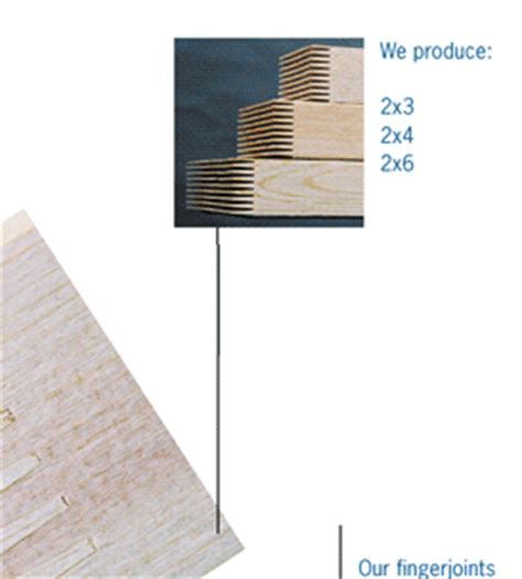 Parallel 55 Fingerjoint Studs Engineered Wood East