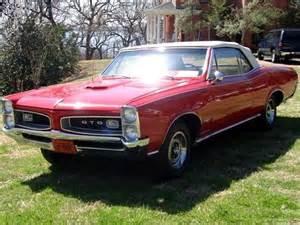 Pontiac Gtos For Sale 1966 Pontiac Gto For Sale Classiccars Cc 352417