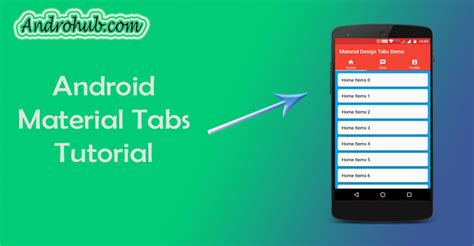 android material design tabs using tablayout viral android material design working with tabs advanced