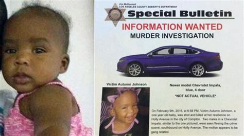 service held  baby shot killed  compton shooting