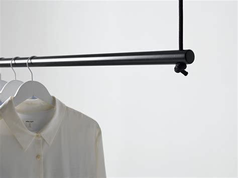 hanging clothes rack george willy living pinterest
