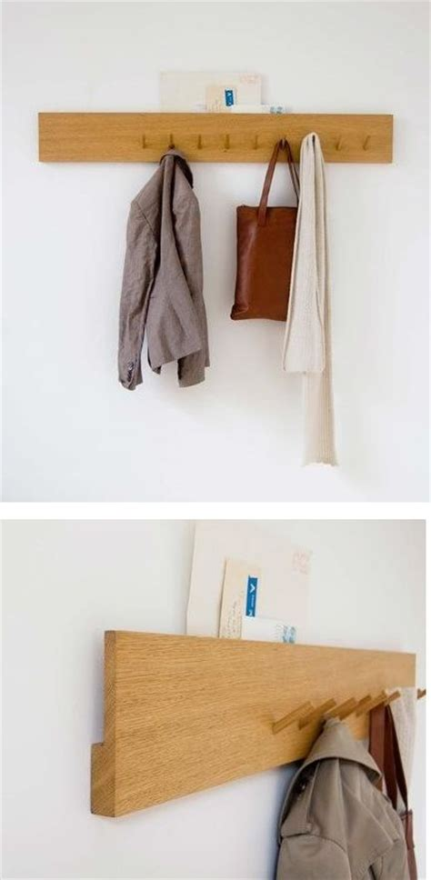 Built In Coat Rack by Portmanteau Coat Rack Like The Built In Mail Holder Idea