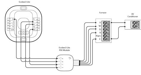 wiring diagram for honeywell wifi thermostat honeywell