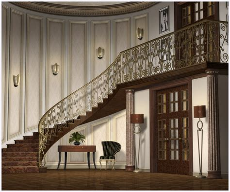 grand foyer grand foyer corner 3d models grayclouddesign