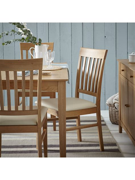 alba chairs lewis lewis partners alba slat back dining chair at