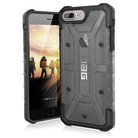 iphone   uag plasma series case ash black
