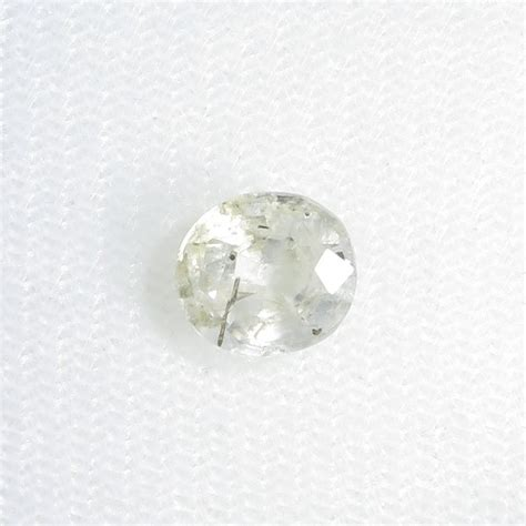 ysc 10117 lt yellow sapphire cutting jual