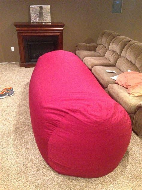 bean bag chair with ottoman 20 ideas of bean bag sofas and chairs sofa ideas