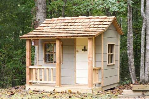 come fare casette in legno per bambini casette per