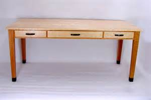 Pictures Of A Desk by Custom Desk In Birdseye Maple And Curly Cherry By Rj