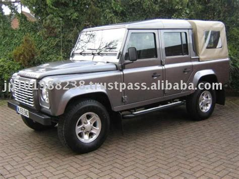 land rover pickup topworldauto gt gt photos of land rover defender 110 pick up