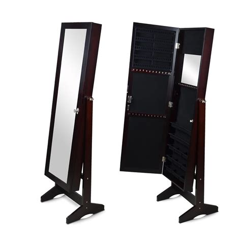 mirror and jewelry cabinet 2018 mirror jewelry cabinet jewerly armoire wall or door