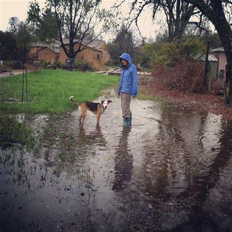 in my backyard my backyard floods when it rains outdoor furniture