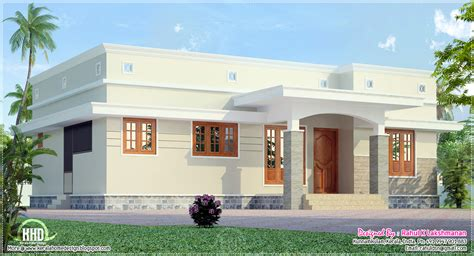 low budget kerala villa home design floor plans building 35 small and simple but beautiful house with roof deck
