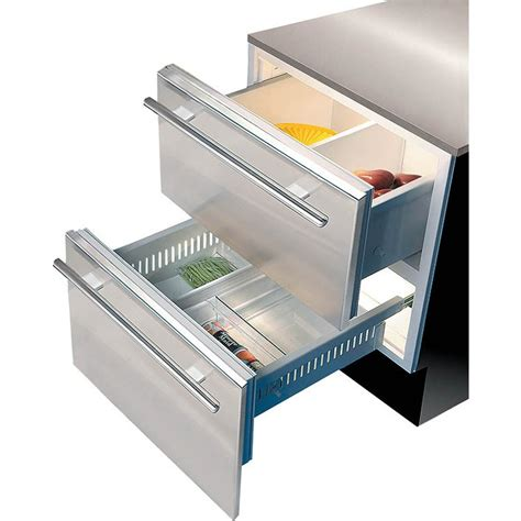 Sub Zero Refrigerator Drawers Price by Subzero 700bc 27 Quot Integrated Combination Refrigerator Drawer
