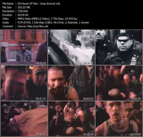 house of pain jump around music video house of pain jump around download high quality video vob