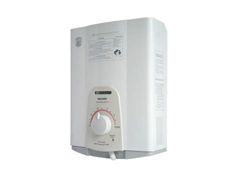 Wasser Gas Water Heater Wh506a Lpg jual water heater wasser wh 508 e lpg jakarta piranti