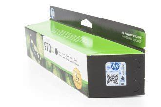 Dijamin Tinta Hp Original 970 Xl Black original hp tinte original hp cn625ae 970xl tinte black g 252 nstig hq patronen