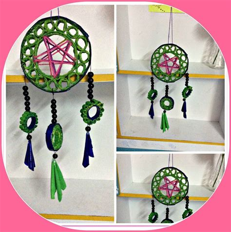 How To Make A Paper Dreamcatcher - 1000 images about manualidades con papel y consejos on