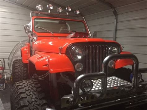 monster jeep cj 1984 modified monster jeep cj