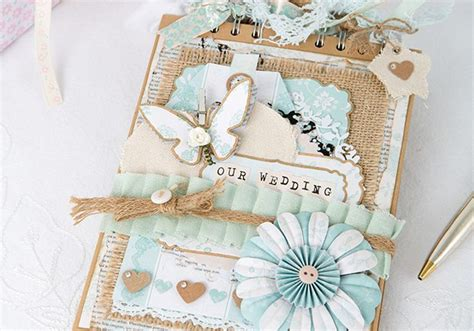 how to make a wedding guest book papercraft wedding and