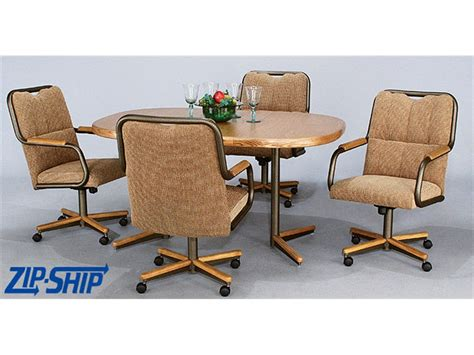 chromcraft dining room furniture chromcraft 5 dining set