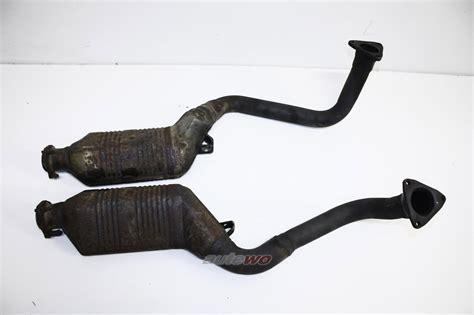 Audi 80 Katalysator by Audi 80 B4 2 8l 6 Zyl Metall Katalysatoren Links Rechts