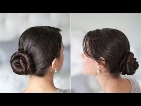 2 minute bubble bun hairstyle easy second day hair 2 minute bubble bun hairstyle easy second day hair 48