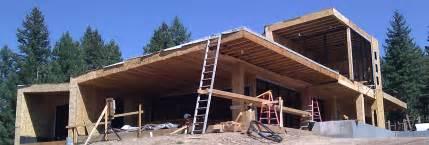Colorado Home Design And Construction Mountain Modern Home Construction Update Evstudio