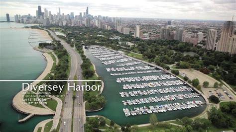 boat slip diversey harbor diversey chicago harbors