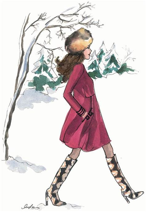 fashion illustration the years the sketch book tagged quot inslee calendar quot page 3 inslee by design
