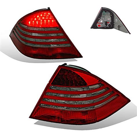 Lu Belakang Stop L Led Mercedes W220 s430 taillight mercedes replacement taillights