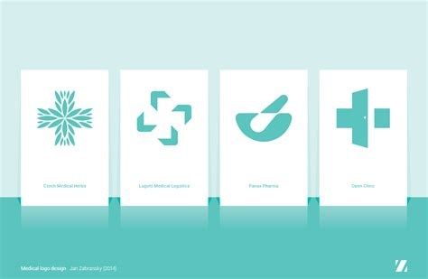 Design A Medical Logo | dribbble medical logo design jpg by jan zabransky