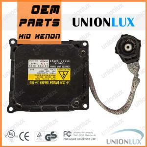 Lu Hid D4r china 81107 47150 xenon light ballast for toyota lexus