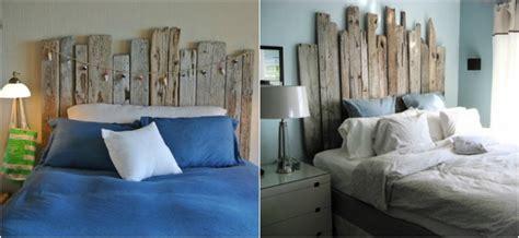 tete de lit planche tete de lit bois blanc maison design wiblia