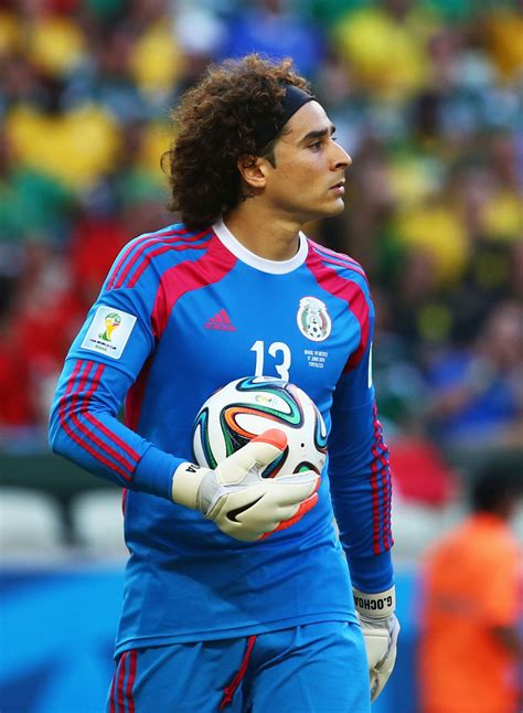Meme Ochoa - guillermo ochoa photos photos brazil v mexico group a