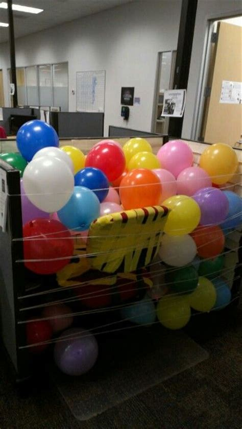 1000 ideas about office birthday decorations on