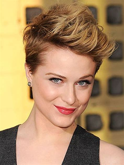 how to style hair that is shorter in the back than the front short hair 2013 trend short hairstyles 2017 2018
