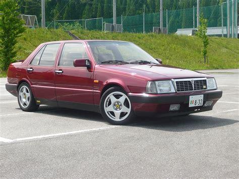 Lancia Thema 832 Lancia Thema