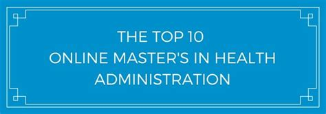 top 10 online master s degree programs in marriage family counseling degreequery com the top 10 online master s degree in health administration