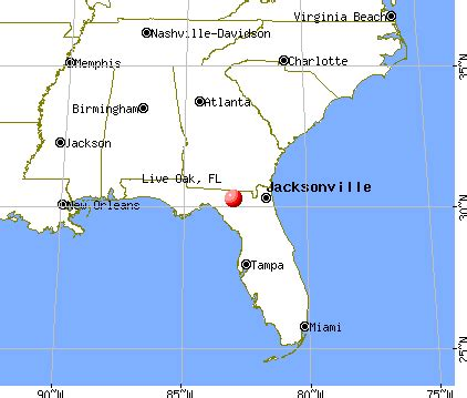 live oak florida fl 32060 32064 profile population