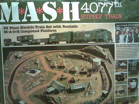 mash jeep bachmann m a s h train set mash4077tv com