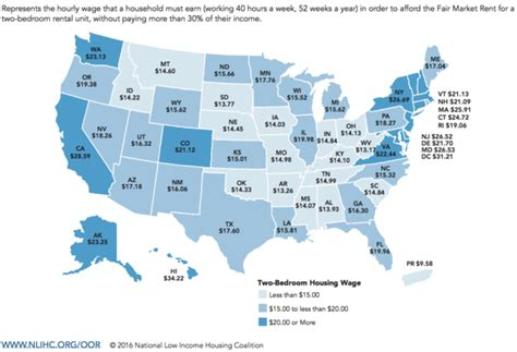 average rent in united states housing costs are out of reach for average american 97