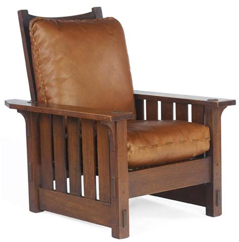 morris armchair american arts crafts at brigham young university idaho studyblue