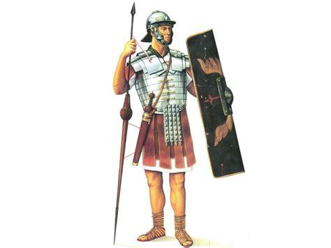 vestimenta soldado romano legionario romano vs caballero taringa