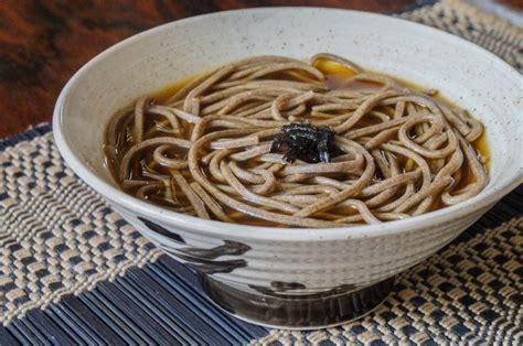 Noodle Soup Global Japan 2684145 toshikoshi soba japanese new year soba tara s