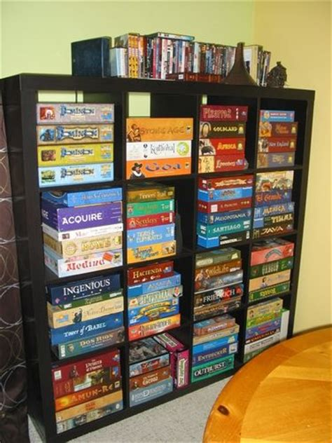 game storage ideas ikea board game storage board game collections storage