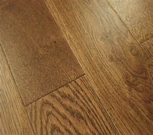 Engineered Oak Flooring Coffee Oak Engineered Wood Flooring In Lacquered Finish