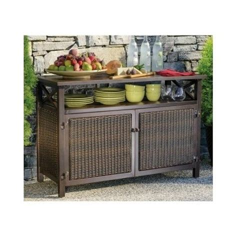Patio Buffet Server by Outdoor Storage Table On Sale Patio Furniture Superstore