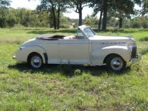 1941 Chevrolet Convertible 1941 Chevrolet Cabriolet Convertible The G503 Album